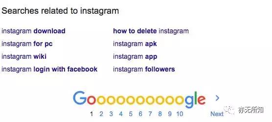 通过Google挖掘细分市场的一个案例 经验心得 第1张