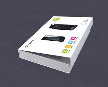 奥尔手机背夹电池包装盒设计