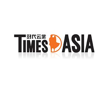 时代云裳服装企业logo设计