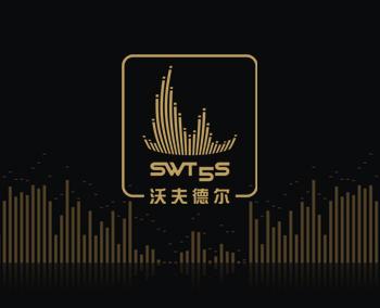 沃夫德尔音响logo设计