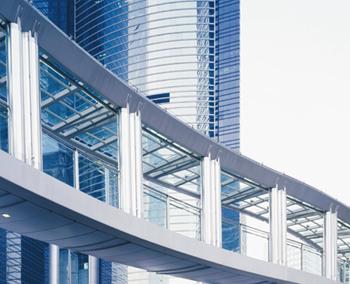 办公大楼建筑摄影